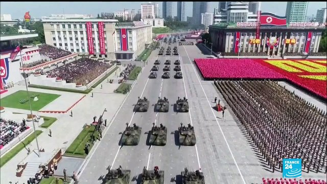 [France 24] Pyongyang says test-fired new type of weapon