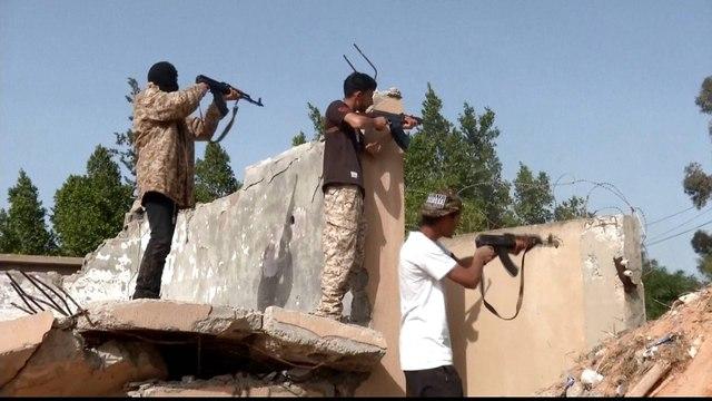 [Al jazeera] Heavy clashes near Libya's Tripoli amid 'new phase of attack'
