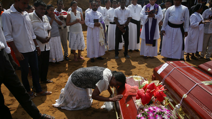 스리랑카 부활절 테러 희생자 311명으로 늘어…40명 체포
