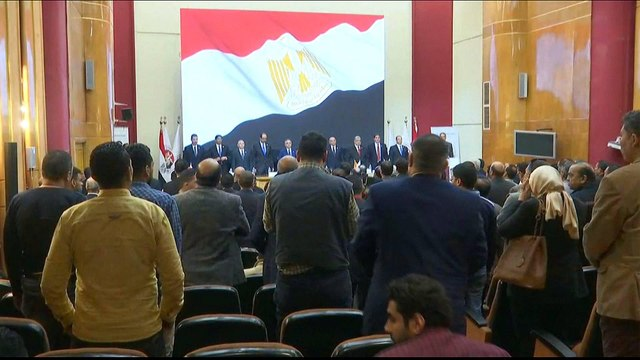 [Al jazeera] Egyptians approve extension to President Sisi's rule