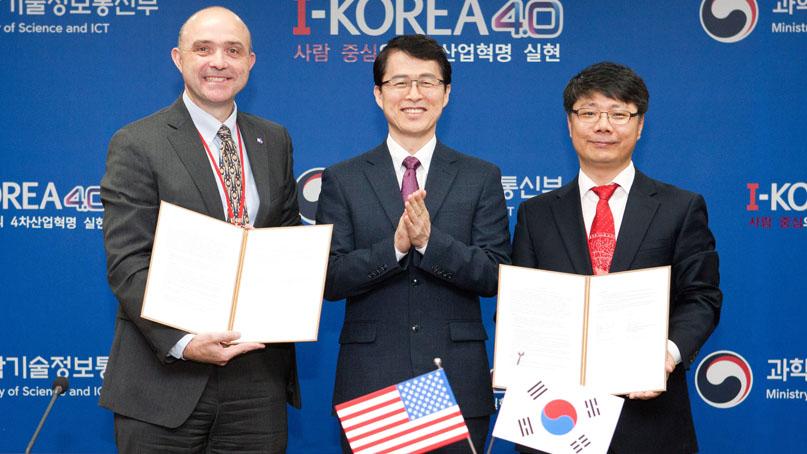 韓美, 달 착륙선 탑재채 공동 개발 나선다