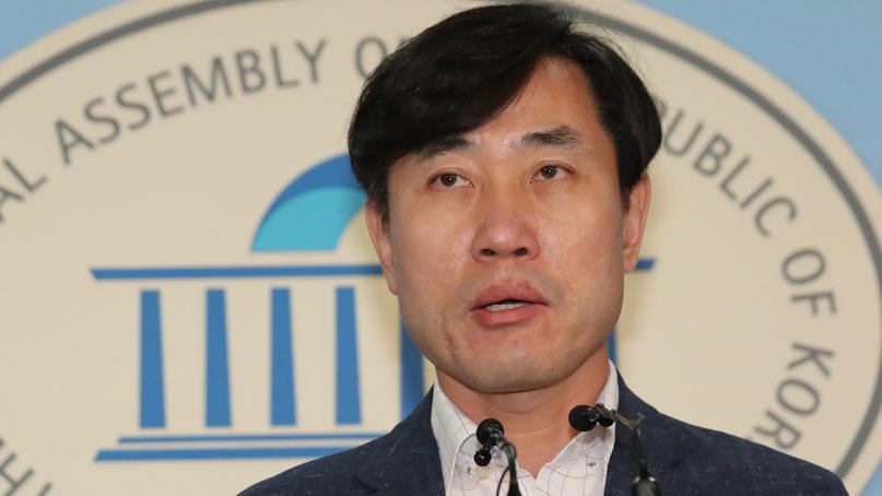 하태경 '합당 불가를 당론으로…김관영 사퇴하라'