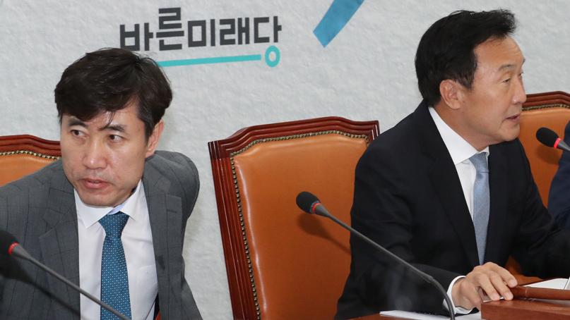 바른미래 윤리위, 하태경 '정신퇴락 발언' 징계 결정