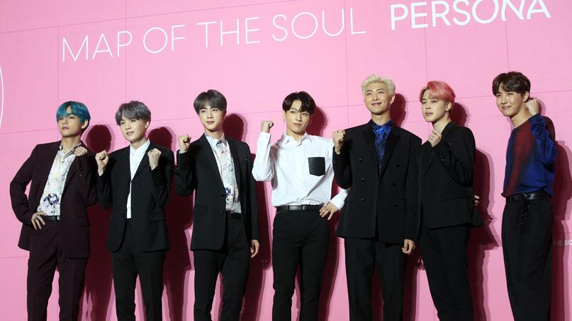 BTS노래, 달에서도 듣는다…NASA ''문차일드' 등 3곡 선정'