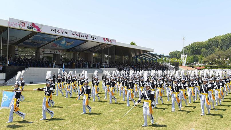 공군사관학교, 올해 개교 70주년…1만여 정예 공군장교 양성