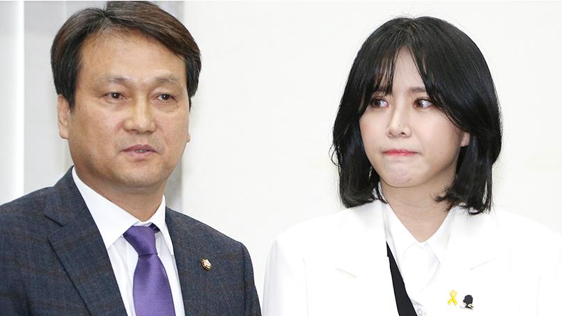 안민석 '윤지오 도우려 했던 여야 의원들 난처…모두 제 탓'