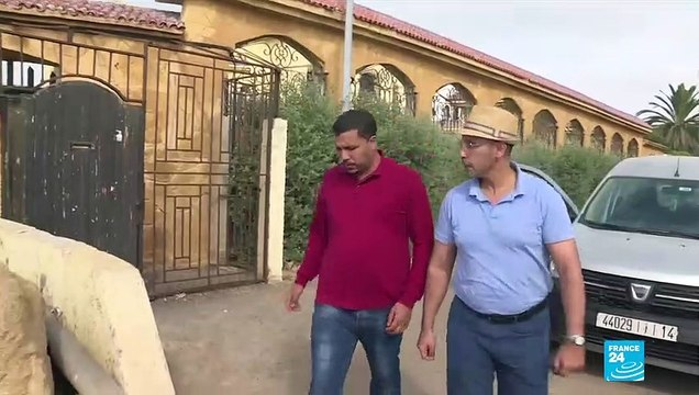 [France 24] Mafias accused of stealing sand in Morocco