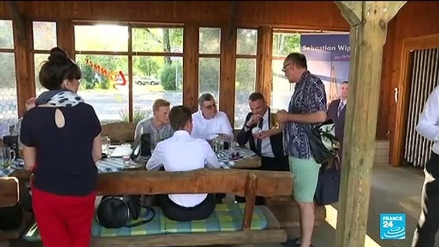 [France 24] German town backs Merkel's CDU in vote for mayor, rejects far-right AfD