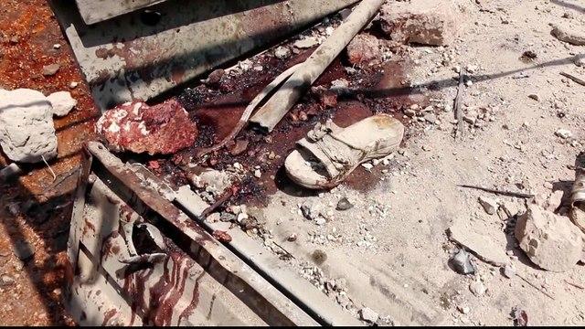 [Al jazeera] Syria's war: Children caught in ongoing violence