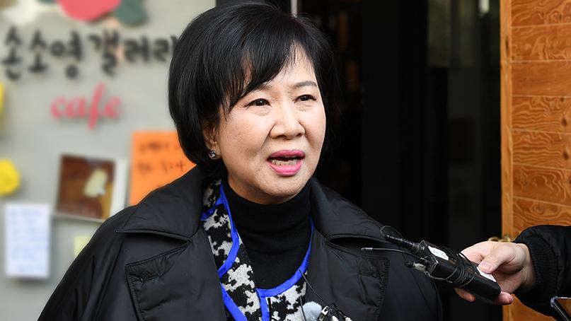 한국당·바른미래당 '손혜원, 약속대로 의원직 사퇴해야'