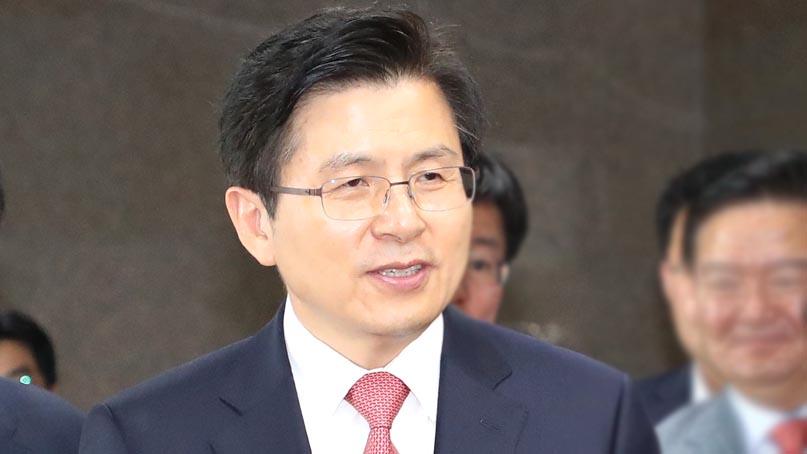 황교안 '언론, 좌파에 장악…실수만 크게 보도'