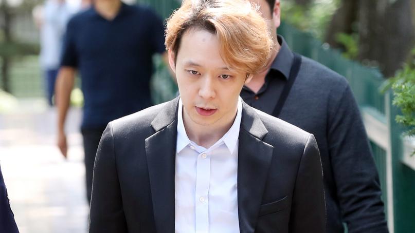 '마약 혐의' 박유천, 68일 만에 집유 석방…'초범에 잘못 반성'