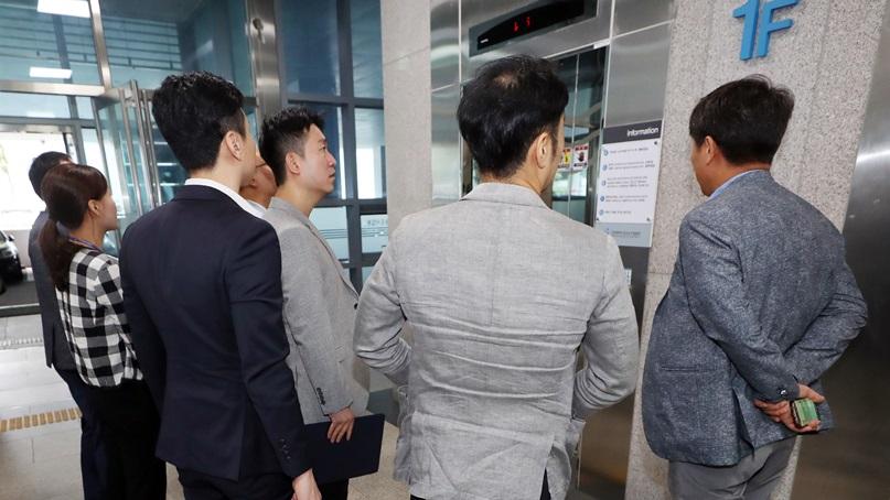 경찰, '붉은 수돗물' 인천 상수도사업본부·공촌정수장 압수수색