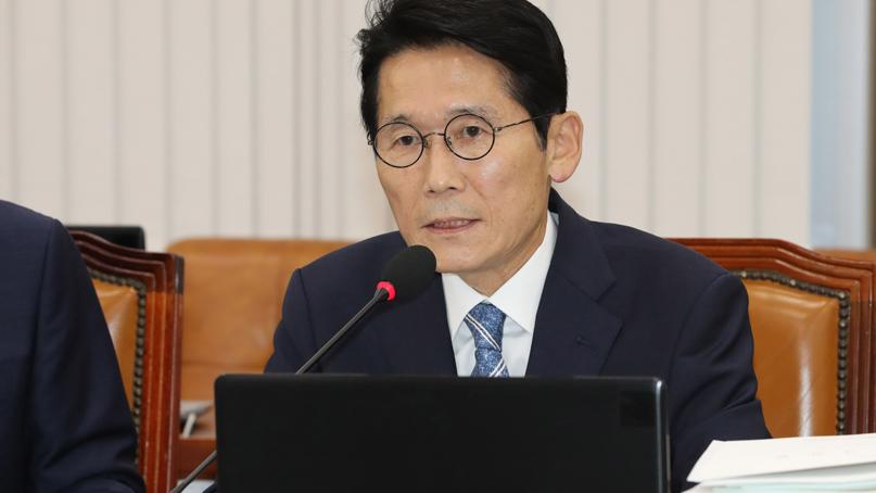 윤소하 '식약처장, 교수 시절 인보사 용역보고서 작성해'