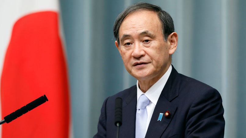 스가 일본 관방장관, 韓·日 군사정보보호협정 연장 희망 시사