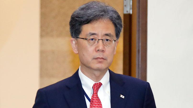 김현종 '美에 도와달라는 순간 글로벌 호구 된다'