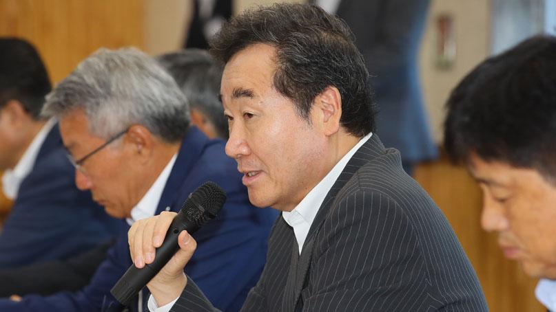 李총리 '소재부품장비 경쟁력 강화, 日과 상관없이 가야할 길'
