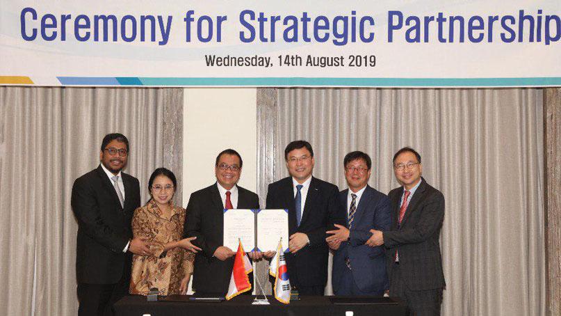 인천공항공사, 인니 제1공항공사와 전략적 파트너십 체결