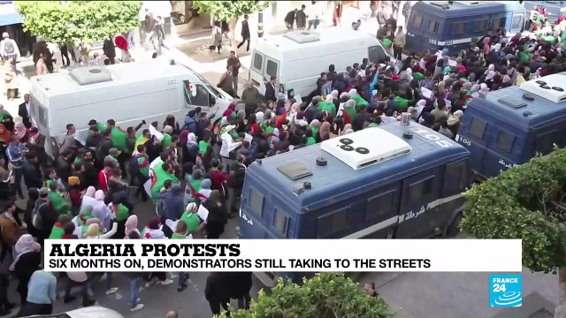 [France 24] We want the refoundation of a democratic Algeria
