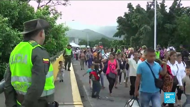 [France 24] Law giving citizenship to Venezuelan babies born in Colombia comes into effect