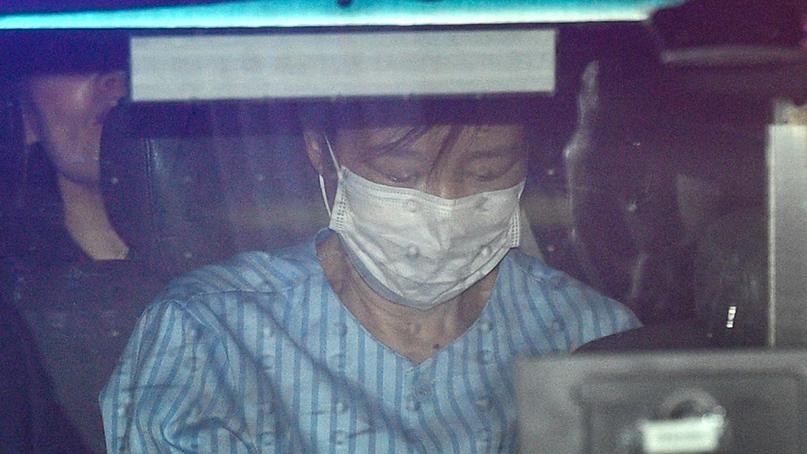 '어깨 통증' 박근혜 前 대통령, 오는 16일 서울 소재 병원 입원