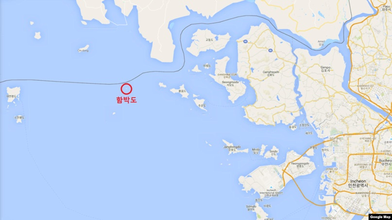 美군사전문가 '함박도에 방사포 설치하면 인천공항도 사거리'