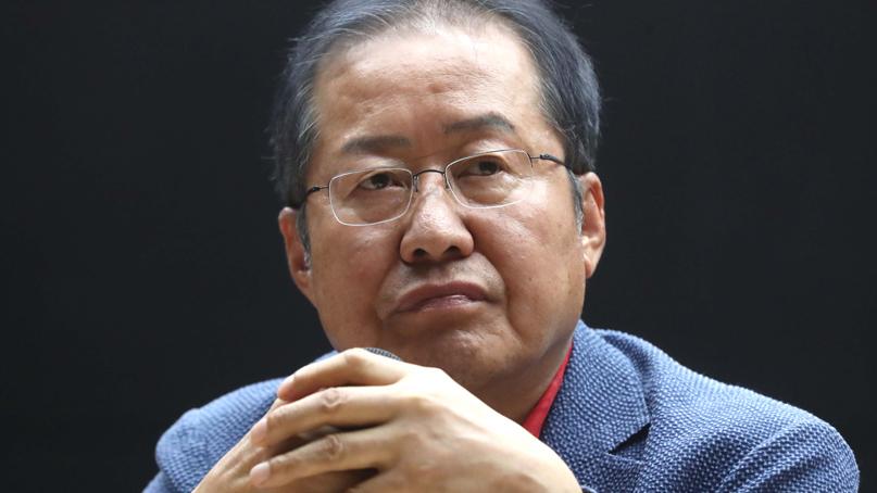 홍준표 '조국 사건, 文정권 게이트 되는 제2의 최순실 될것'