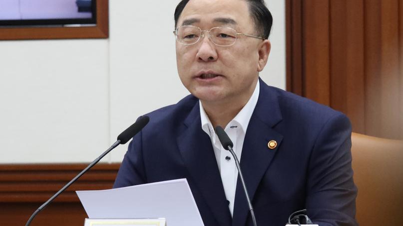 홍남기 'WTO 개도국 지위 고민 필요…국익 우선 대응'