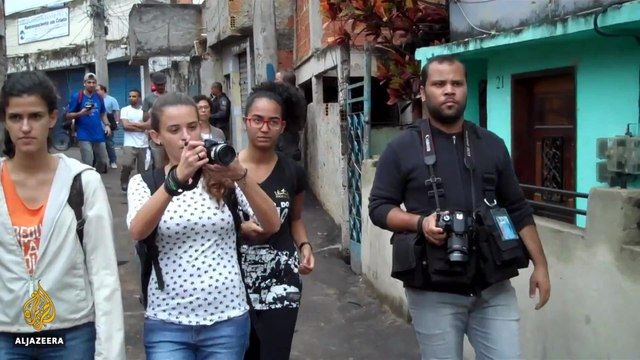 [Al jazeera] Document, mobilise, amplify: The media activists in Rio's favelas   The Listening Post (Feature)
