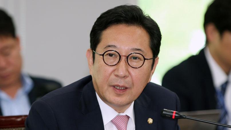 '전광훈 고발 취하해야' 지적에 김한정 '엉뚱한 참견'