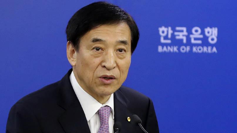 이주열 총재 '미중 무역분쟁으로 韓성장률 0.4%p 하락'