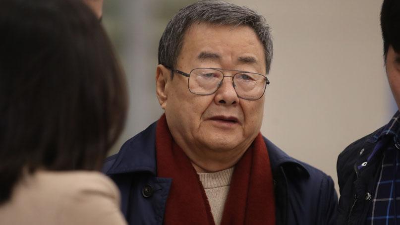 '성폭행 혐의' 김준기 前 동부그룹 회장 체포…'혐의 부인'