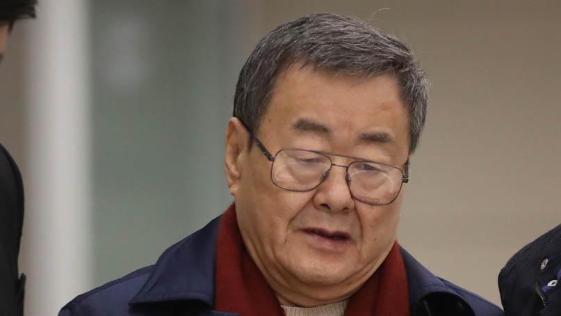 '성폭행 혐의' 김준기 前 동부그룹 회장, 구속영장 신청 여부 오늘 결론