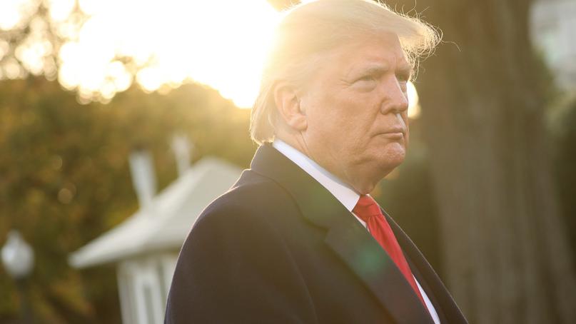 트럼프, 文대통령에 위로서한 '깊은 애도…北비핵화 목표로 나아가자'