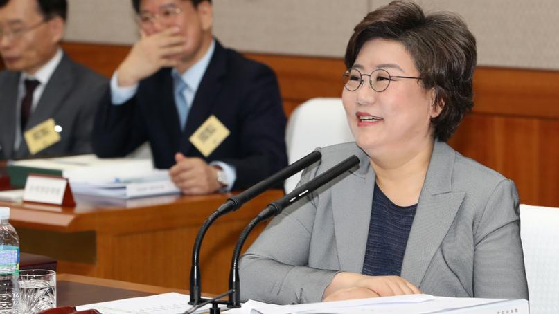이혜훈 '혁신없는 보수 통합은 선거용 야합일 뿐'