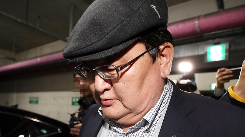 '승무원 성추행' 몽골 헌재소장 벌금 700만원 약식기소…출국정지 명령 해지