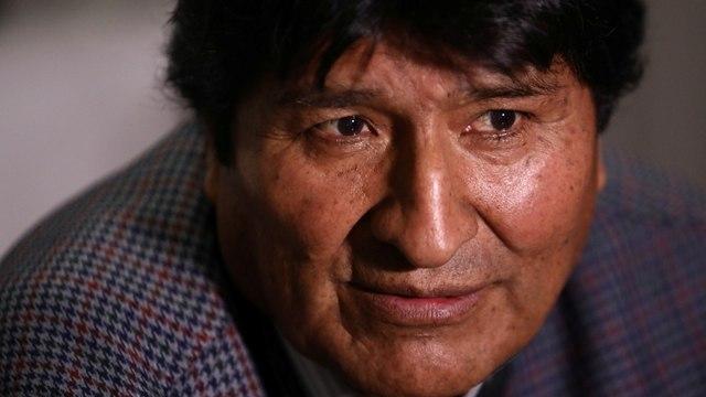 [Al jazeera] Bolivia unrest: Morales looks for way to return home