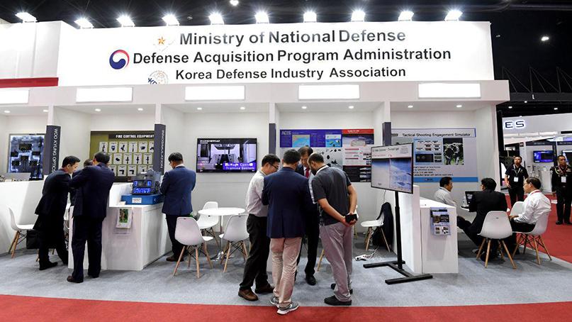 아이디어로 승부 보는 韓 방산업체 '대한민국 장비, 우리 軍부터 써줘야'