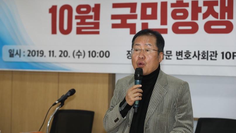 홍준표 '朴정권 고위직 출신 전부 쇄신해야'
