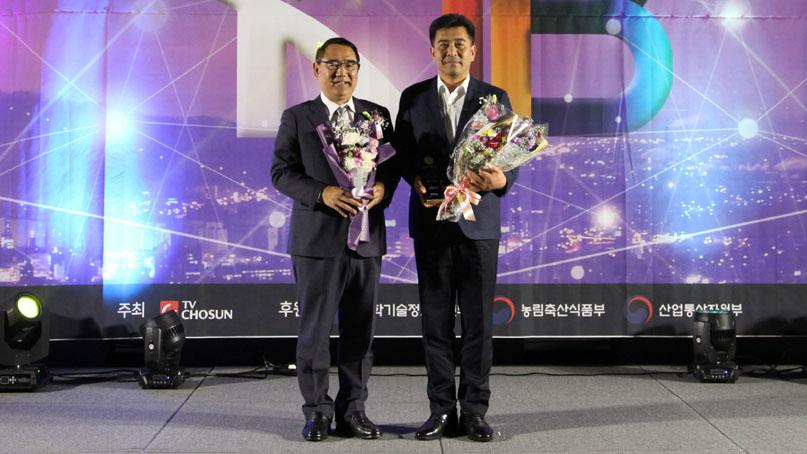 [2020 소비자가 뽑은 한국의 영향력 있는 브랜드 대상] 고성군 - 평화관광도시 부문