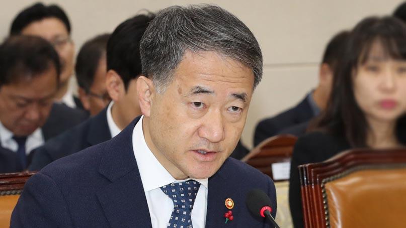 박능후 '성남 어린이집 성폭력 사건, 발달 과정 자연스러운 행동일 수도'