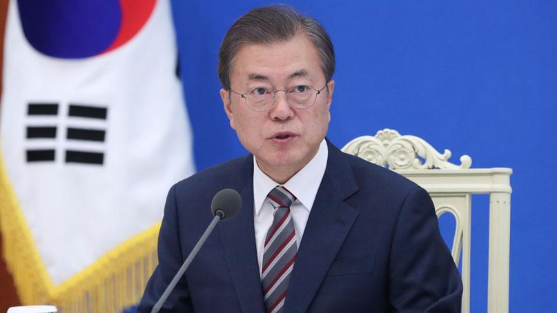 文대통령 '한반도 평화, 韓-스웨덴 기업에 많은 기회 줄 것'