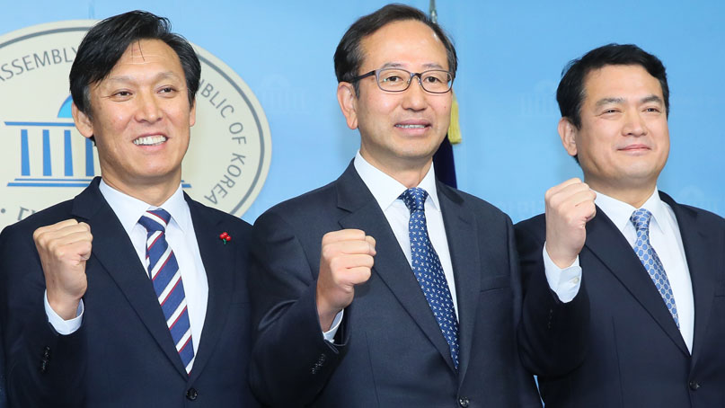 전직 차관급 3명 민주당 입당…'험지 출마'