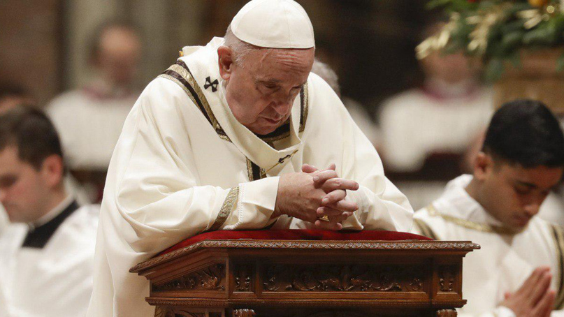 프란치스코 교황 '하느님은 최악의 모습일 때도 당신을 사랑한다'
