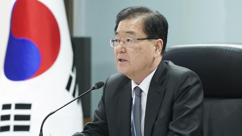 靑 NSC '中·日과 협력 강화…북미 대화 재개 노력'