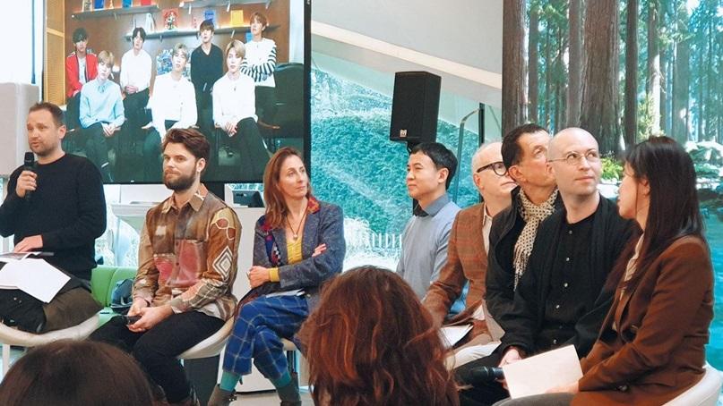 방탄소년단, 세계를 잇는 현대미술 전시 참여