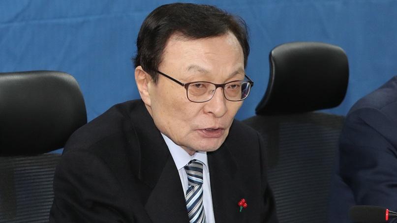 이해찬 '노태우 아들 영입설, 인재영입 교란하려는 가짜뉴스'