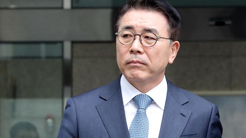 '신한은행 채용비리' 조용병 회장 1심서 집유…'항소할 것'