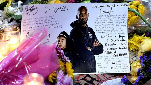 [Al jazeera] Kobe Bryant death: Helicopter crash under investigation