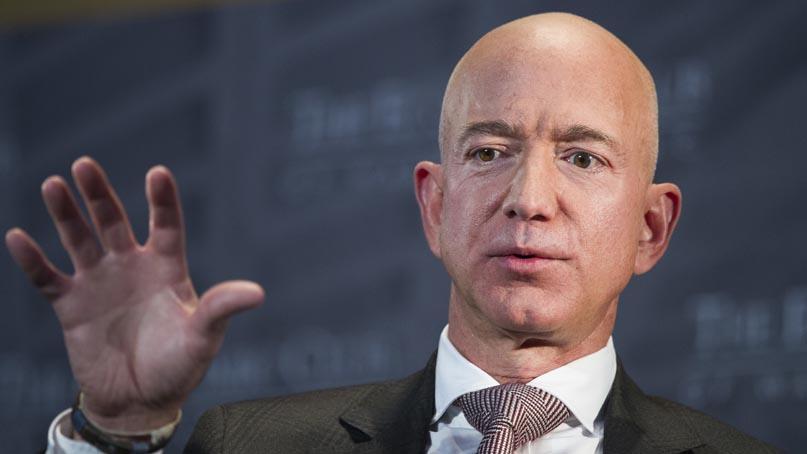 베이조스 아마존 CEO, LA에 1946억 원짜리 저택 구입